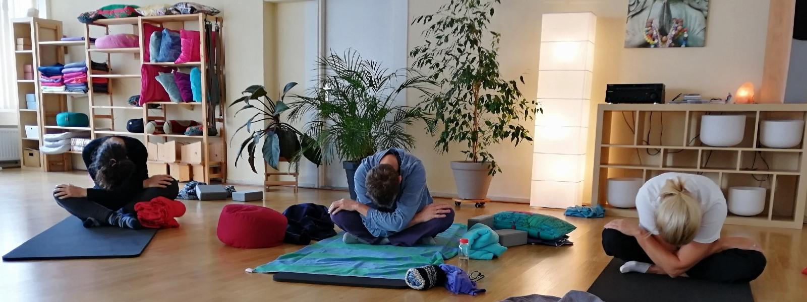 Hayha yoga, zachte yoga, English hatha yoga, power yoga Enschede