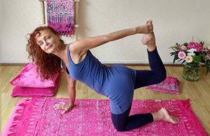 Pilates om je dieperliggende spieren te versterken.